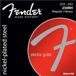 FENDER - SUPER 250'S NICKEL-PLATED STEEL STRINGS