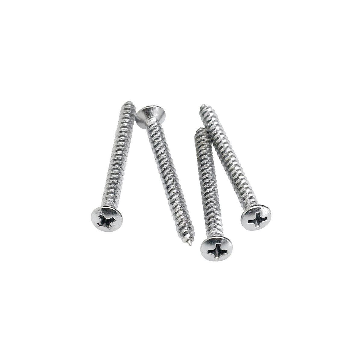 FENDER - NECK MOUNTING SCREWS (4)