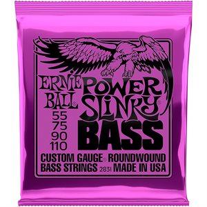 ERNIE BALL - CORDES BASSE - 55-110