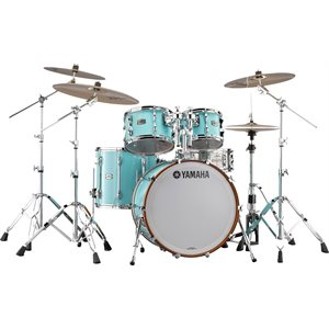 YAMAHA - RECORDING CUSTOM - 5PC SHELL KIT - SURF GREEN