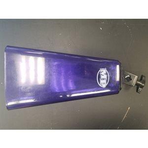 """MANO - MP-CB9P - Plastic Cowbell 9"""" - Purple"""