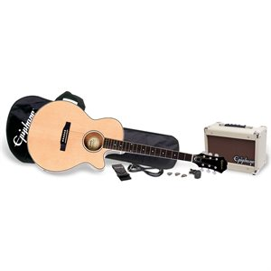 EPIPHONE - PR4E ACOUSTIC Player Pack