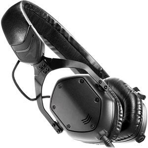 V-MODA - XS-U - ON EAR HEADPHONES - BLACK