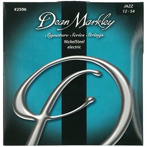 DEAN MARKLEY - ROUND WOUND Jazz Electric Guitar Strings - 12-54