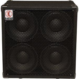 EDEN – EX410 - Bass Cabinet - 4x10