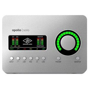 UNIVERSAL AUDIO - Apollo Solo USB3 - Audio Interface