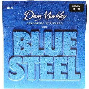 DEAN MARKLEY - Blue Steel BasS Strings - 50-105