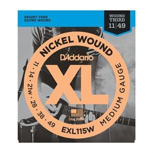 D'ADDARIO - EXL115W