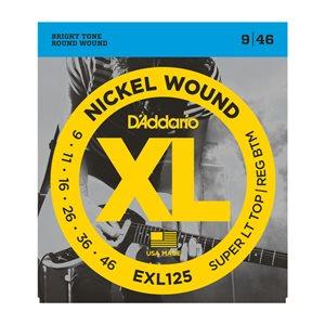 D'ADDARIO - EXL125