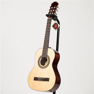 BEAVER CREEK - BCTC401 1 / 2 Size Classical Guitar - Natural