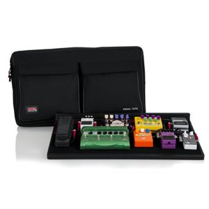 GATOR - GPT-PRO - Pedal Board W / Carry Bag; Pro Size