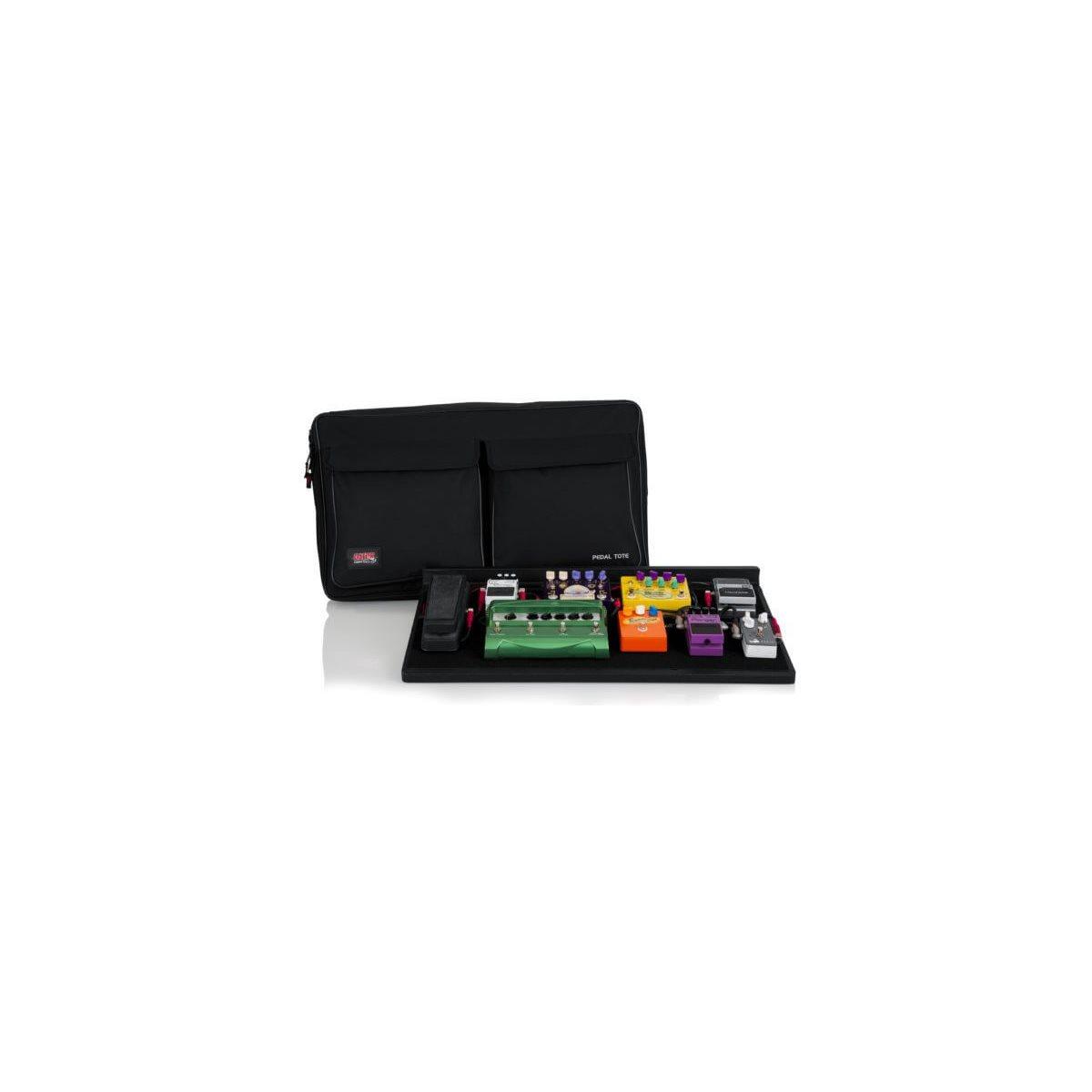 GATOR - GPTPRO-PWR - Pedal Board W / Carry Bag & Power Supply; Pro Size