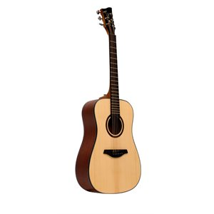 JAY TURSER - 3 / 4 Size Dreadnought - SATIN FINISH - NATURAL