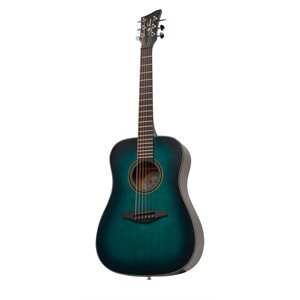JAY TURSER - 3 / 4 Size Dreadnought - SATIN FINISH - BLUE
