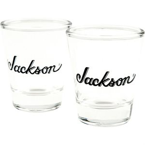 JACKSON - Shot Glass x2