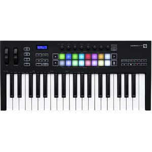 NOVATION - Launchkey 37 Mk3 Controller
