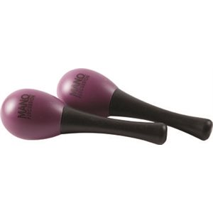 MANO - MP-EGGS-H-PP - EGG MARACAS - Mauve