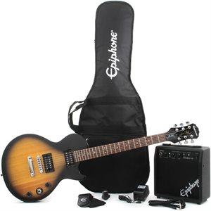 EPIPHONE - Les Paul Special II Player Pack - SUNBURST