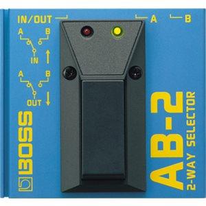 BOSS - AB-2 - 2-Way Selector