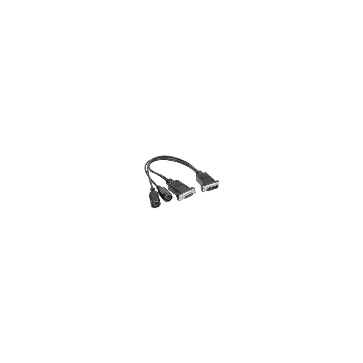 HOSA - SBC195 - Câble d'interface de carte son
