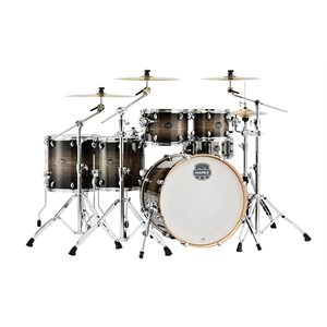 MAPEX - Armory 6-Piece Studioease Fast Shell Pack - Black Dawn