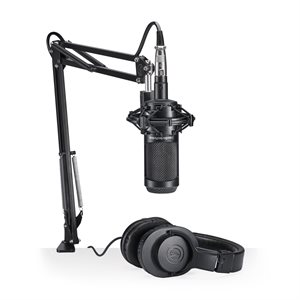 AUDIO TECHNICA - AT2035PK - Streaming / Podcasting Pack