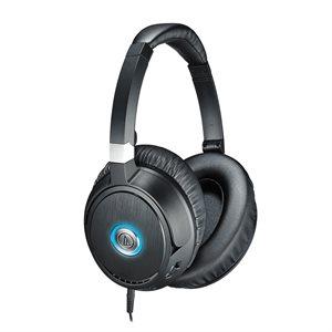 AUDIO TECHNICA - ATH-ANC70 - QuietPoint Active Noise-cancelling Headphones