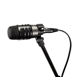 AUDIO-TECHNICA – ATM250DE Microphone à Double Capsule pour Instrument