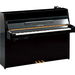 YAMAHA - B1 SC2 - POLISHED EBONY - SILENT PIANO