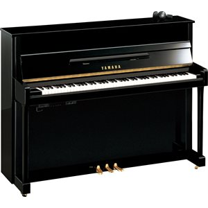 YAMAHA - B2 SC2 - Polished Ebony - SILENT PIANO