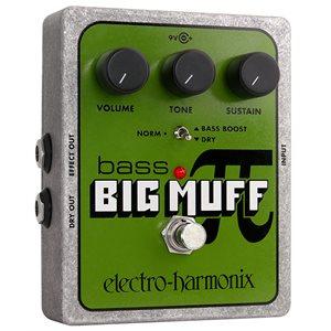 EHX - BASS BM - Bass Big Muff Pi Distortion / Sustainer