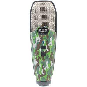 CAD - U37SE USB - Condenser Microphone - Camo