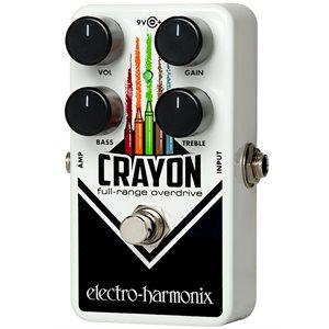EHX - CRAYON 69 - Crayon 69 Full-range Overdrive Pedal