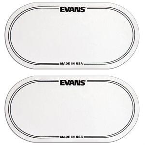 EVANS - EQ CLEAR PLASTIC DOUBLE PATCH