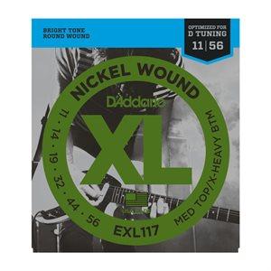 D'ADDARIO - EXL117