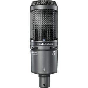 AUDIO TECHNICA - AT2020 USB+