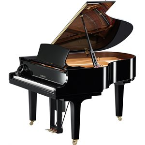 YAMAHA - DC2X EN PE - POLISHED EBONY - DISKLAVIER GRAND PIANO