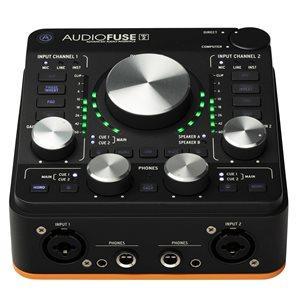 ARTURIA - AudioFuse REV 2 USB Audio Interface - Black