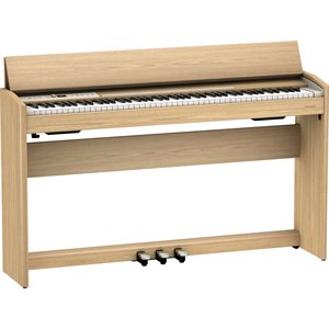 ROLAND - F701 - LIGHT OAK