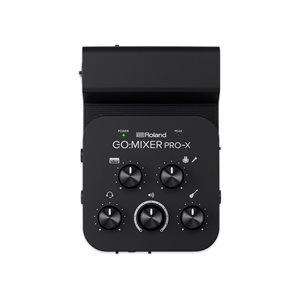 BOSS - GO:MIXER PRO-X - Audio Mixer for Smartphones