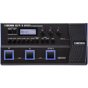BOSS - GT-1 - Guitar Effects Processor