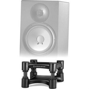 ISOACOUSTIC - ISO-L8R155 - Monitor Isolation Stands