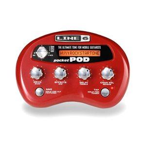 LINE6 - POCKET POD - Guitar Multi-Effects Processor