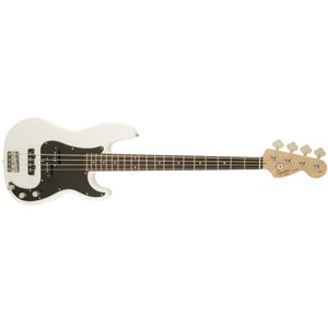 FENDER - Affinity Precision PJ bass guitar - Olympic white