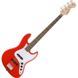 FENDER - Affinity JAZZ BASS - RACE RED