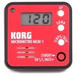 KORG - MCM-1 micro metronome - red