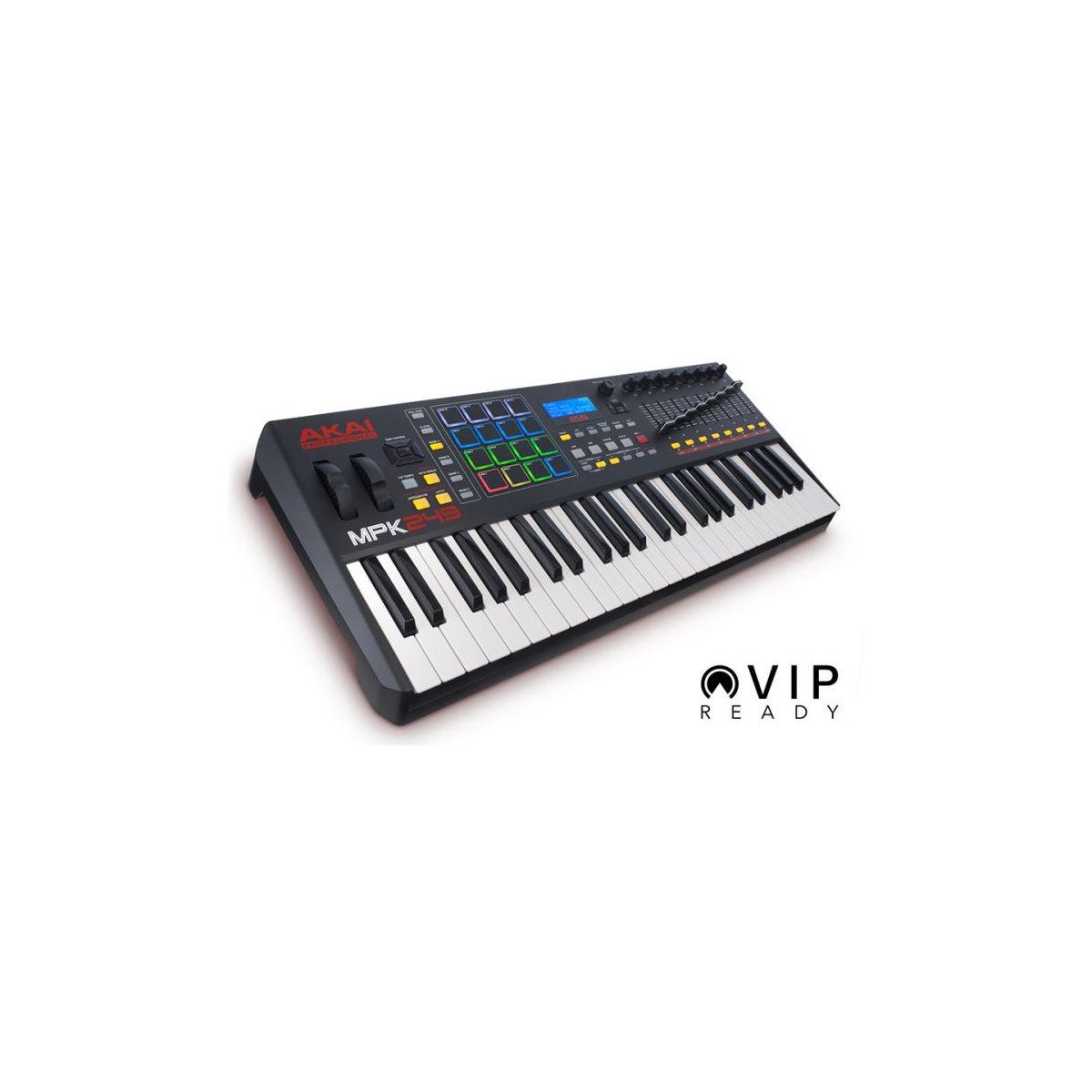 AKAI - MPK249 - Performance Keyboard Controller