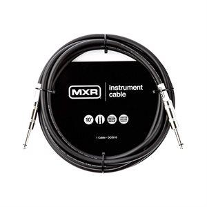 MXR - dcis10 - cable d'instrument standard - 10ft