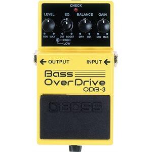 BOSS - ODB-3 - Bass OverDrive