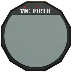 VIC FIRTH - PRACTICE PAD 12''